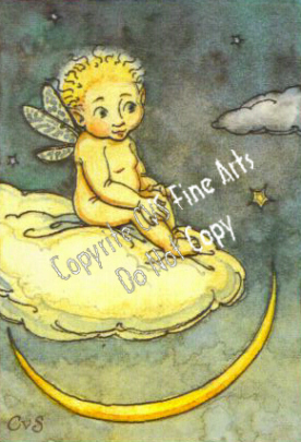 CBC - Fairy boy on cloud